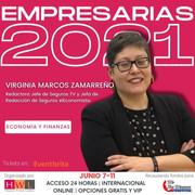 Virginia Marcos Zamarreno - EMPRESARIAS