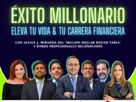 Trust MD Corp y Simplicity Group lanzan el evento Éxito Millonario para profesionales financieros