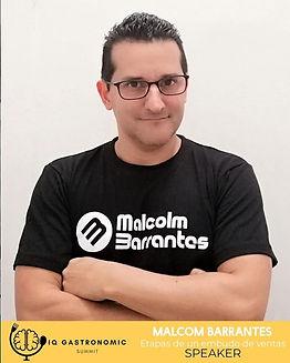 Malcolm barrantes - Etapas de un embudo