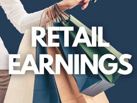 Consumer behavior will be the focus this week