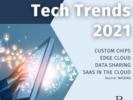 Tech Trends for 2021