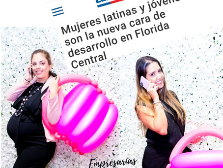 EMPRESARIAS 2020 brought over 130 women together and appeared on media outlets