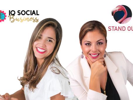 Two Hispanic women create international gastronomic summit in Spanish to combat Covid's effects
