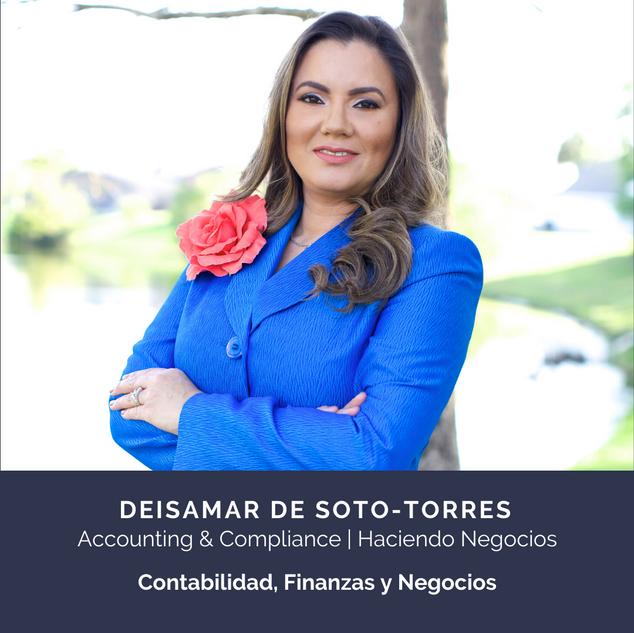 Deisamar De Soto, Haciendo Negocios Media