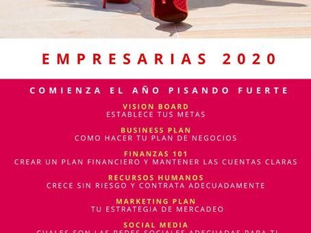 Empresarias 2020 - Evento de Networking para mujeres en Orlando