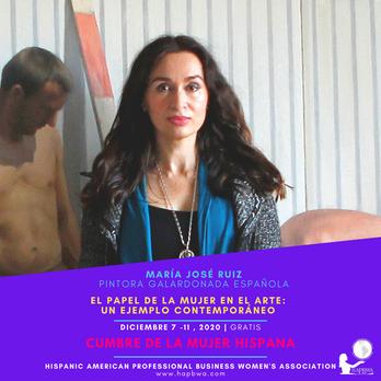 Maria José Ruíz - Cumbre de la Mujer His