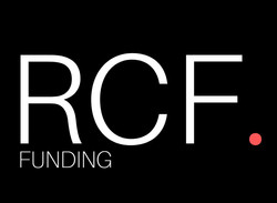 rcf funding logo black