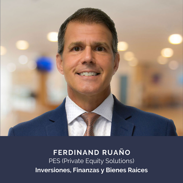 Ferdinand Ruano, PES (Private Equity Solutions)