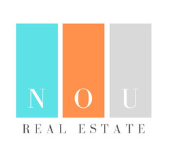 NOUR real estate logo