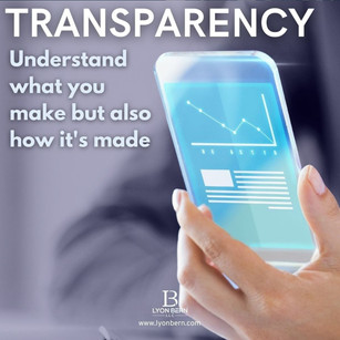 The importance of transparency in wealth management