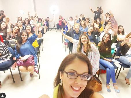 Juliana No, CEO de Stand Out habla sobre marketing digital y LinkedIn en Ana G. Mendez