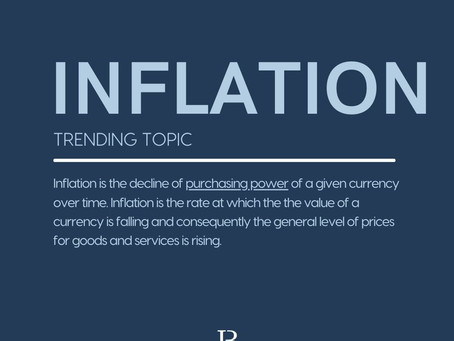 Trending Topic: Inflation