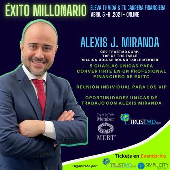 Alexis J Miranda