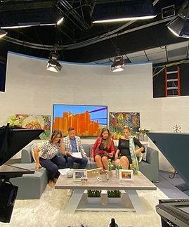 Juliana No on Despierta Orlando tv show