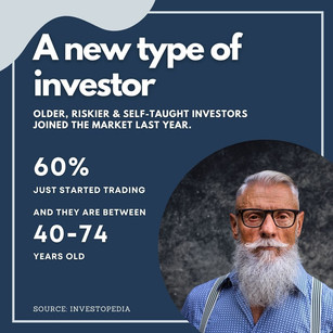 A new type of investor rises in 2021