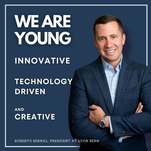 We are a young, tech driven and innovative