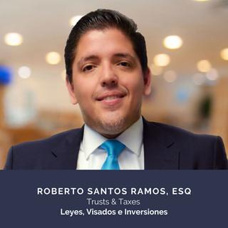 Roberto Santos - Trusts & Taxes