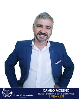 Camilo Moreno - Buyer Persona para Dummi