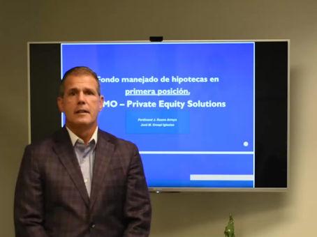 Como desarrollar estructuras de capital privado con Ferdinand Ruano de Private Equity Solutions