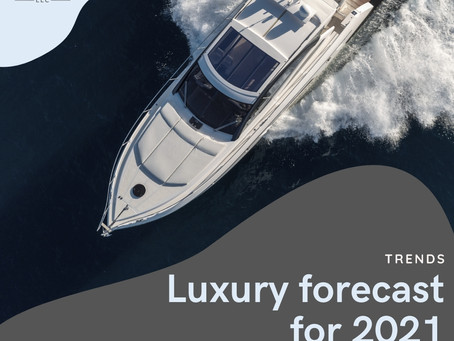 What is the luxury forecast for 2021?