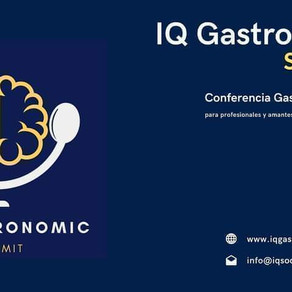 Síguenos en las noticias - Prensa! Prensa! - IQ Gastronomic Summit in the News