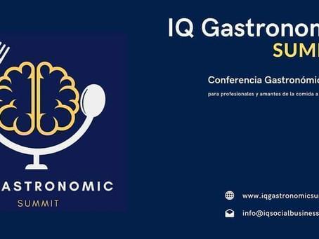 Síguenos en las noticias - Prensa! Prensa! - IQ Gastronomic Summit in the News
