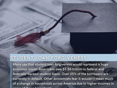 Reviewing Student Loan Forgiveness in 2021