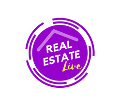 real estate live logo