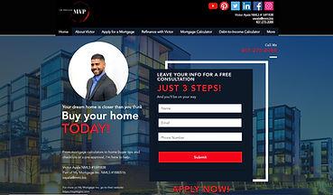 the mortgage mvp - landing page.JPG