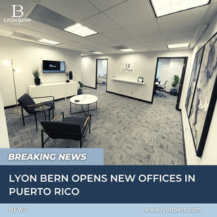 We moved to a new and better location in San Juan, Puerto Rico