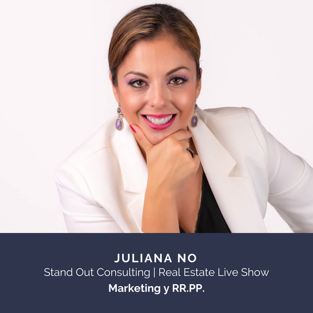 Juliana No, Stand Out Consulting