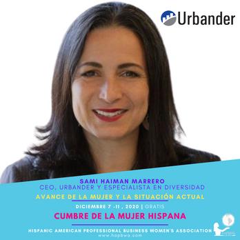 Sami haiman - Cumbre de la Mujer Hispana