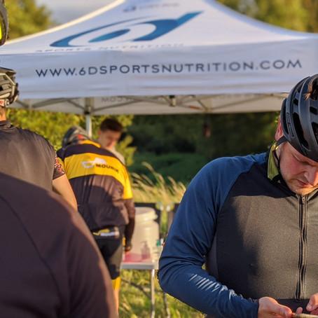 Samenwerking op de fiets events met 6D Sports Nutrition