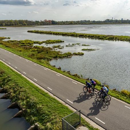 Rondje Biesbosch van Count Me In: water, dijken, de camargue en waterbuffels