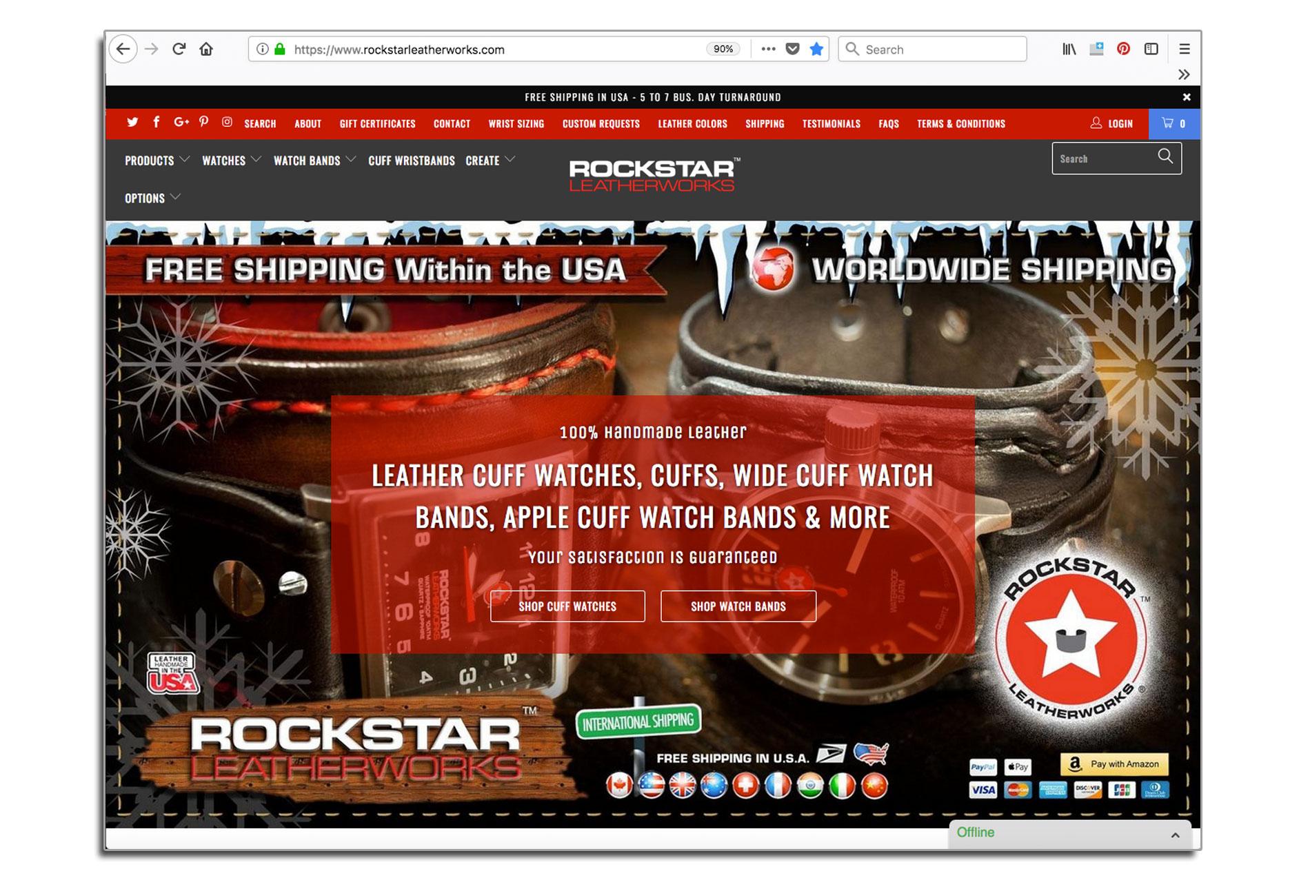 Rockstar Leatherworks