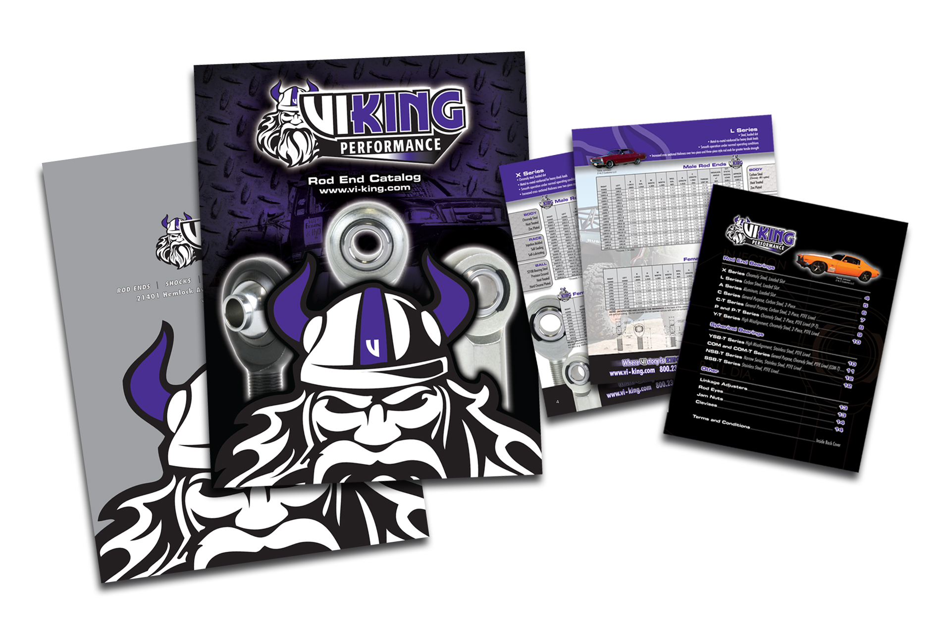 Viking Performance Catalog