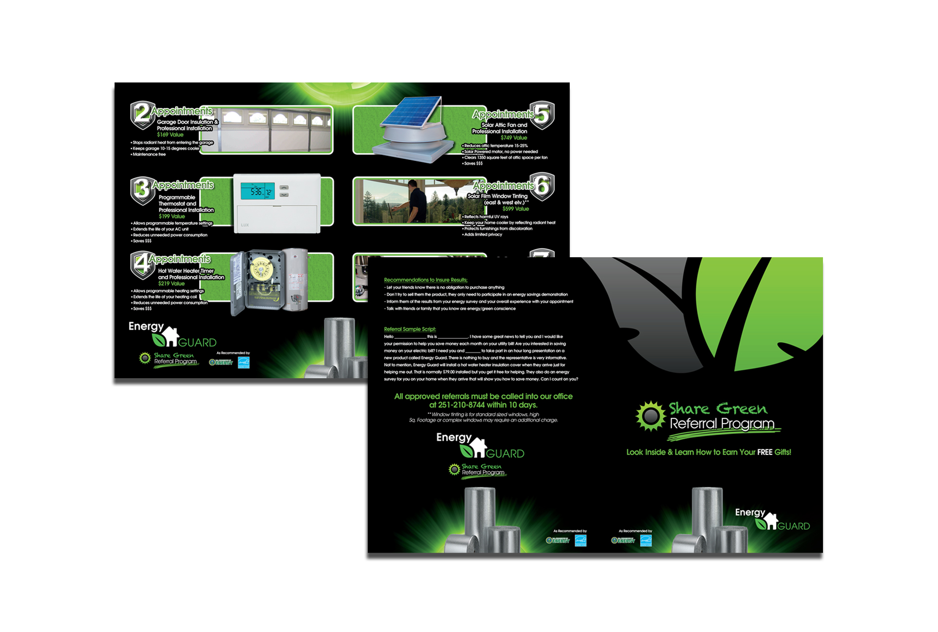 Energy Guard Brochure