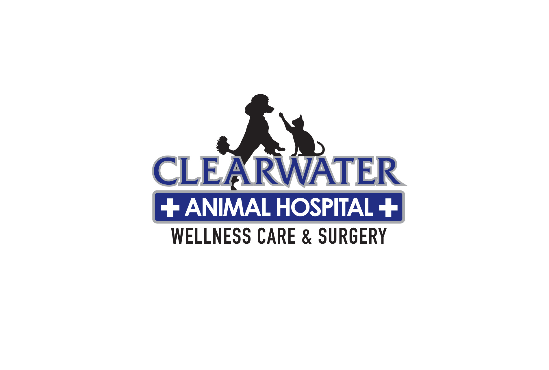 Clearwater Animal Hospital Logo