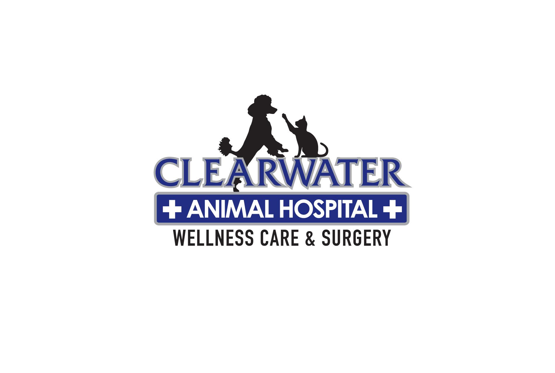 Clearwater Animal Hospital Logo