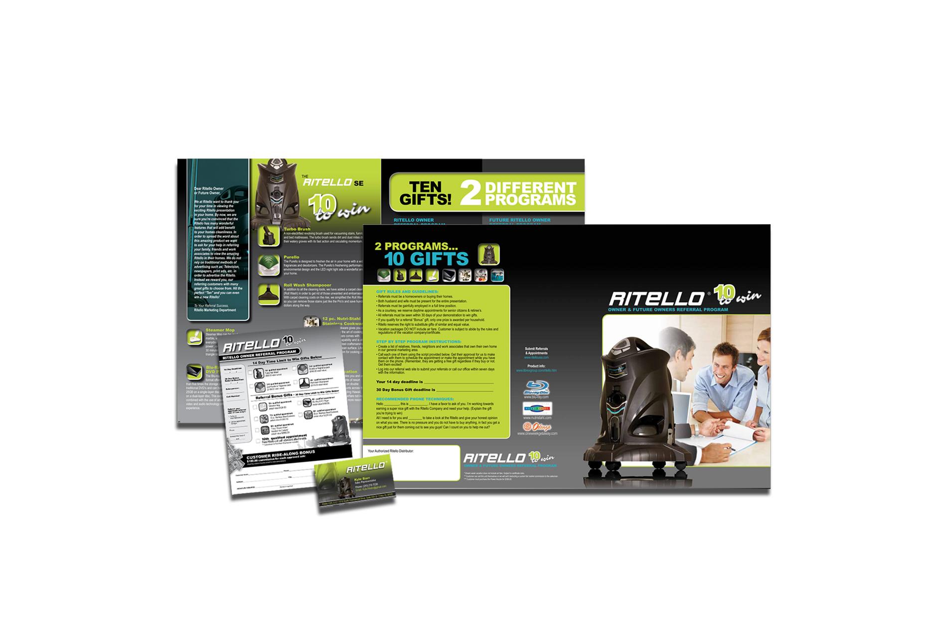 Ritello Marketing Brochures