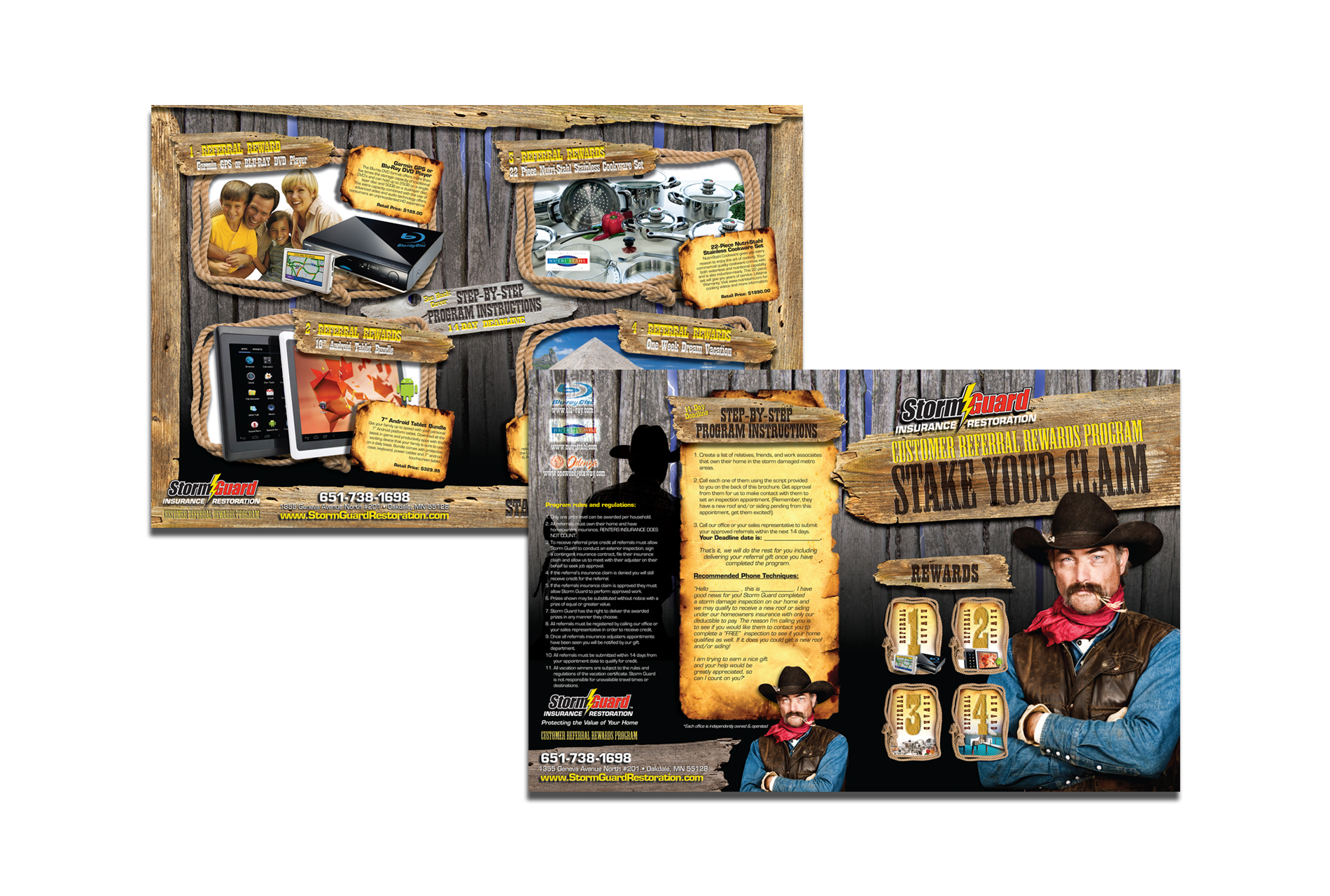Storm Guard Marketing Brochure