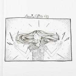 Power-Art Journal Drawing