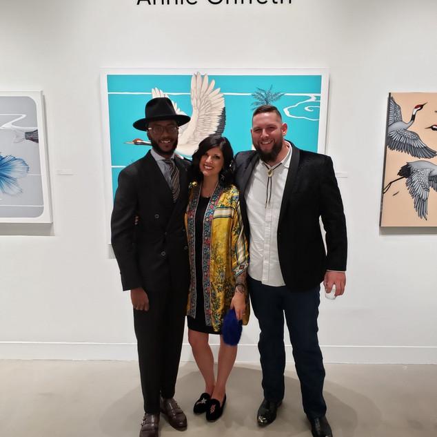 Annie Griffeth Fine Art
