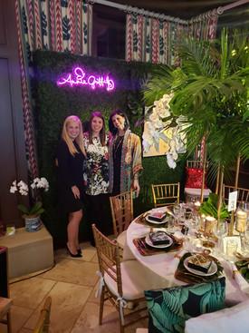 Katherine Wyker, Melissa Ellis, & Annie Griffeth