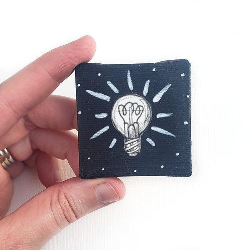 Idea Light Bulb 1