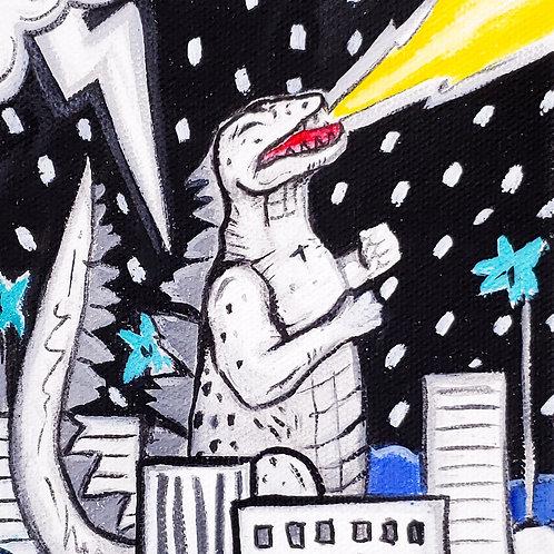 Godzilla Mini