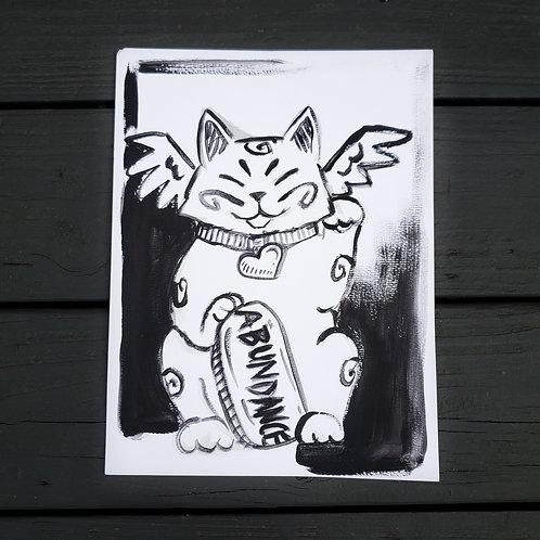 Abundance Cat
