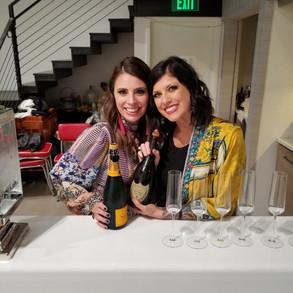 Melissa Ellis and Annie Griffeth