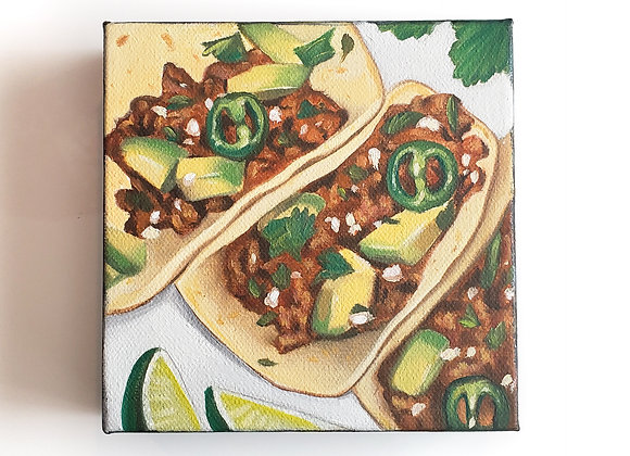 Always in the Mood for Tacos