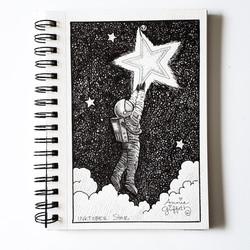 """Hanging Stars"""